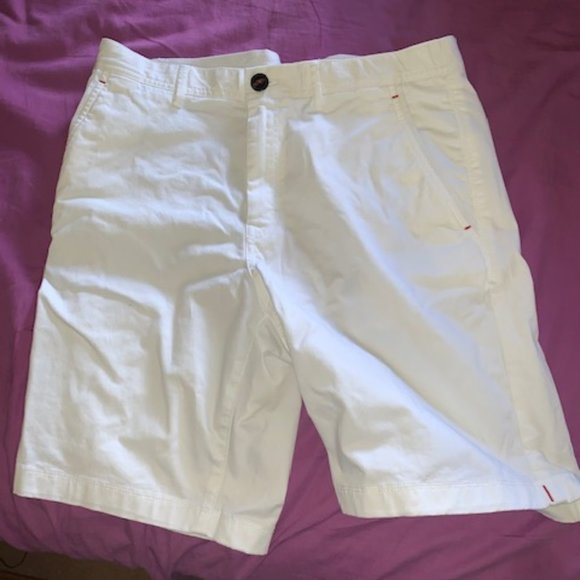 Kenneth Cole Other - Kenneth Cole White Shorts